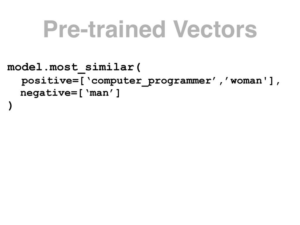 model.most_similar( positive=['computer_progra...