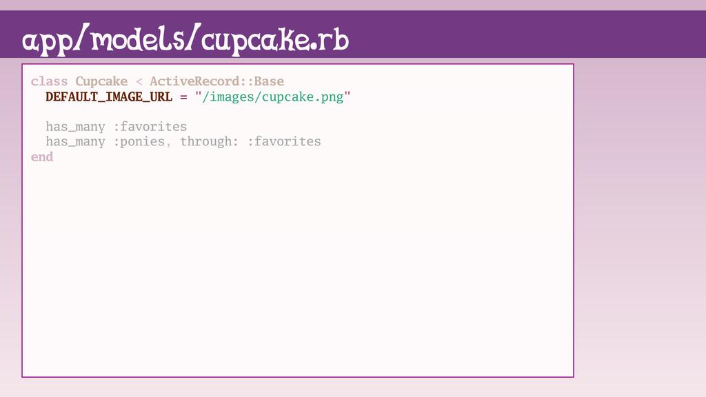 class Cupcake < ActiveRecord::Base DEFAULT_IMAG...