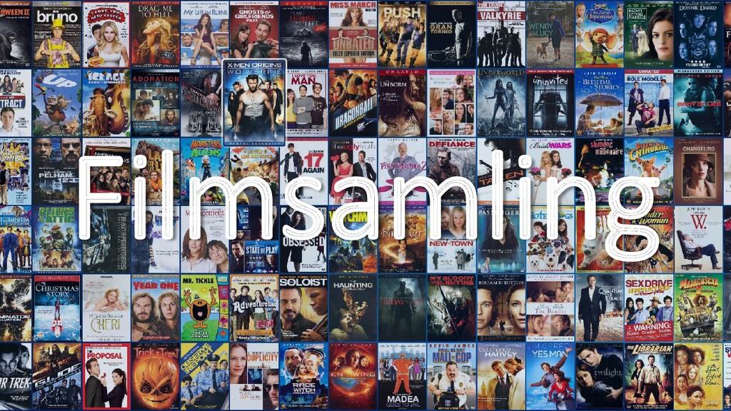 Filmsamling