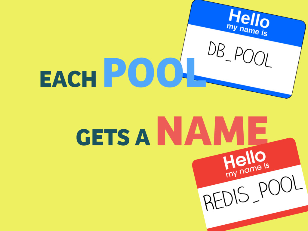 DB_POOL EACH POOL GETS A NAME Redis_Pool