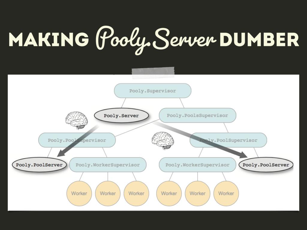 Making Pooly.Server Dumber
