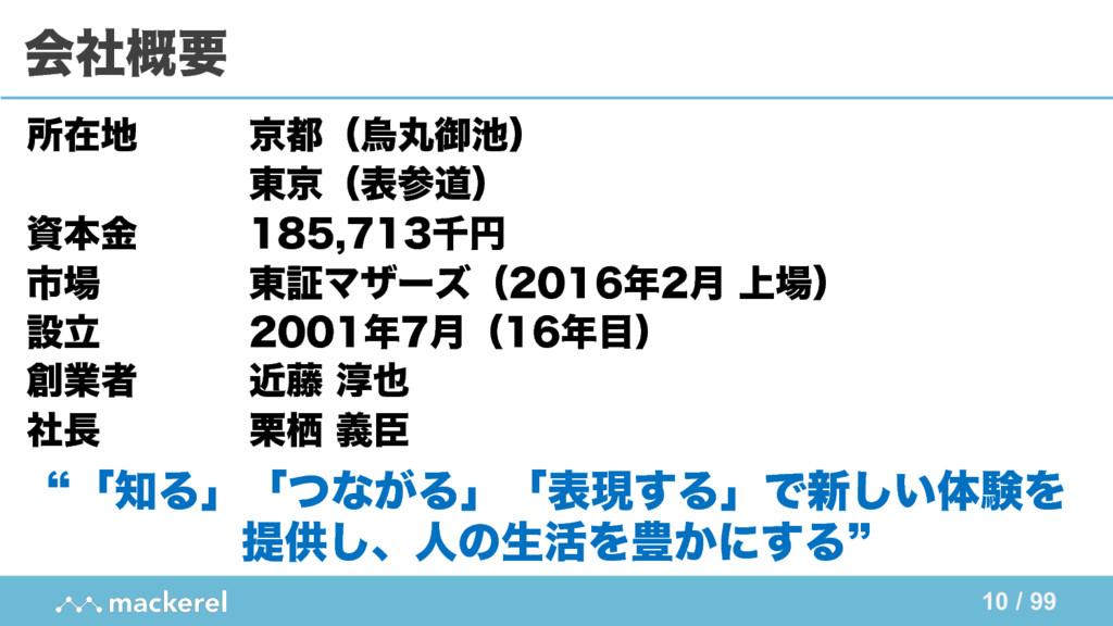 10 / 99 ձࣾ֓ཁ ॴࡏ ژʢӊؙޚʣ ౦ژʢදಓʣ ຊۚ ઍԁ...