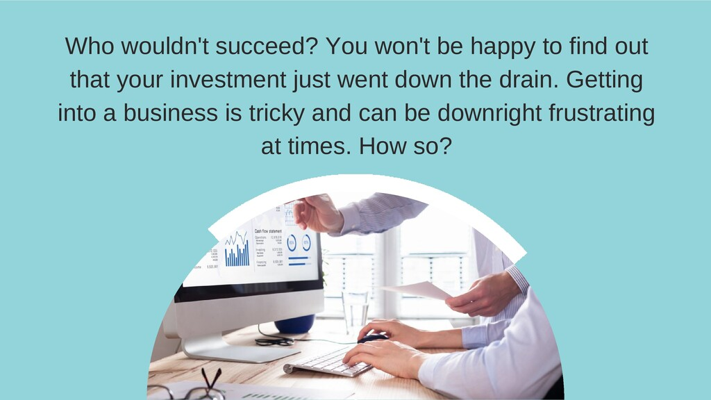 Who wouldn't succeed? You won't be happy to fin...