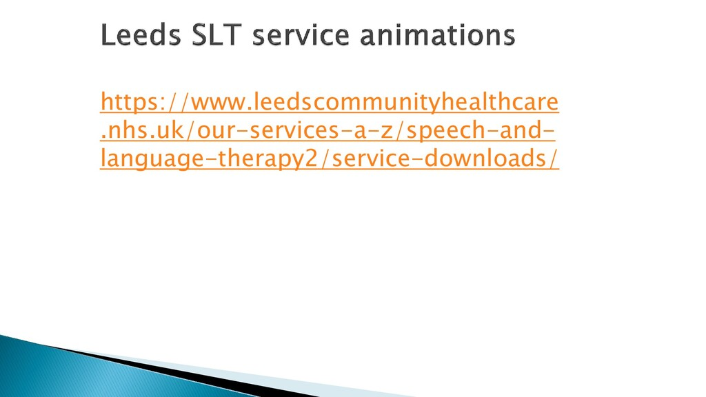 https://www.leedscommunityhealthcare .nhs.uk/ou...