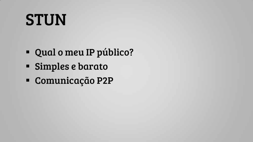  Qual o meu IP público?  Simples e barato  C...