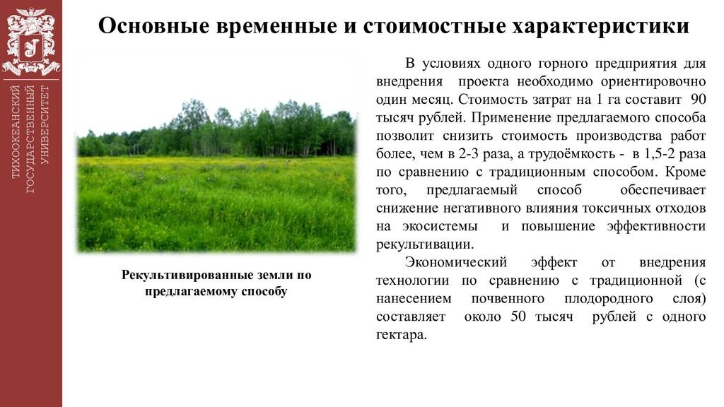 ТИХООКЕАНСКИЙ ГОСУДАРСТВЕННЫЙ УНИВЕРСИТЕТ Основ...