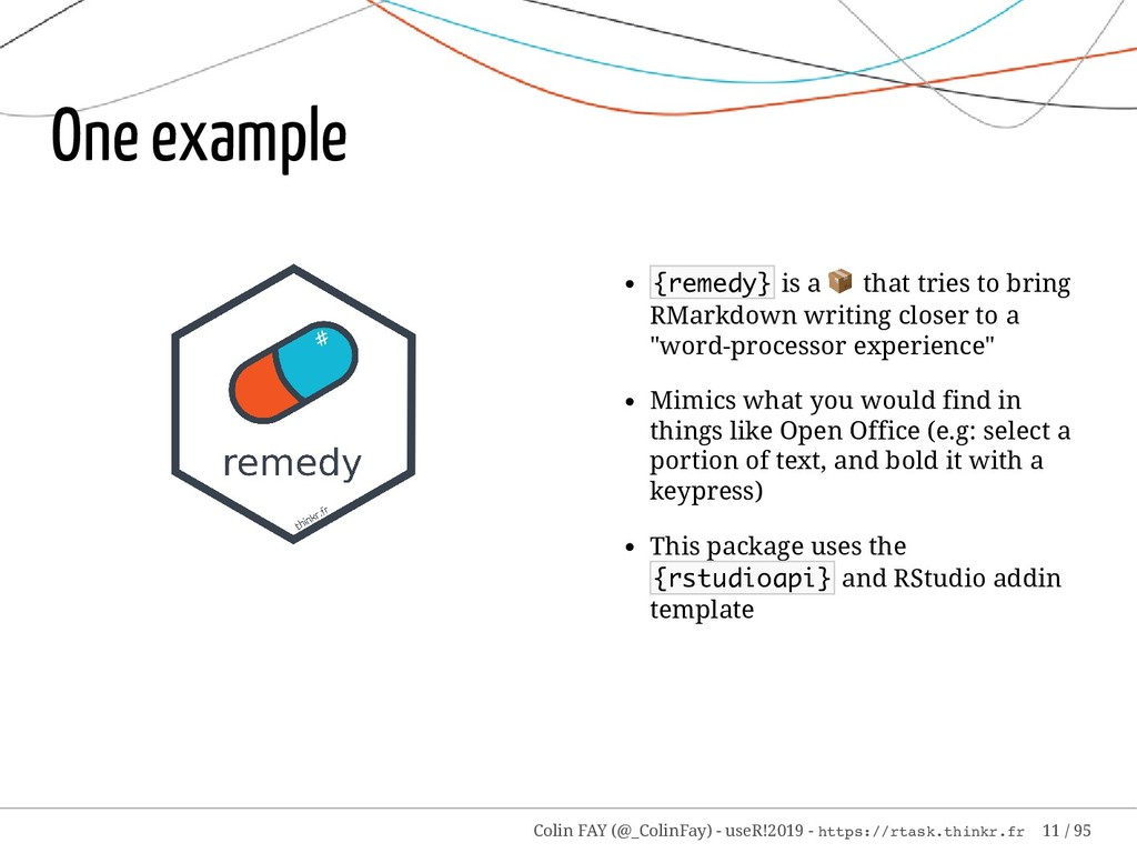 {remedy} is a that tries to bring RMarkdown wri...