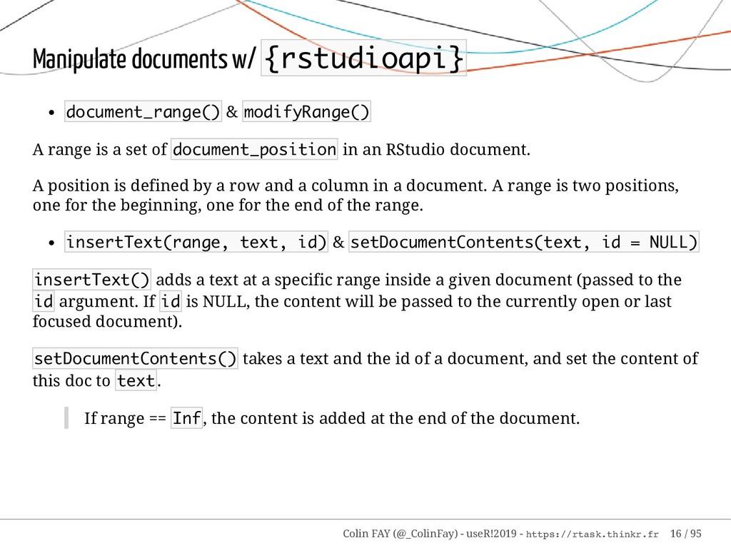 Manipulate documents w/ {rstudioapi} document_r...