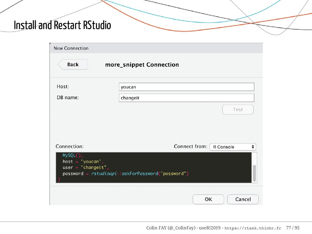 Install and Restart RStudio Colin FAY (@_ColinF...