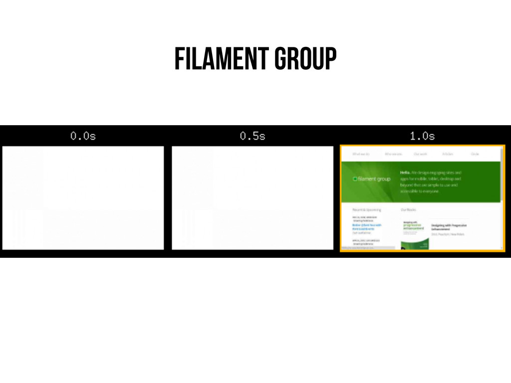 FILAMENT GROUP