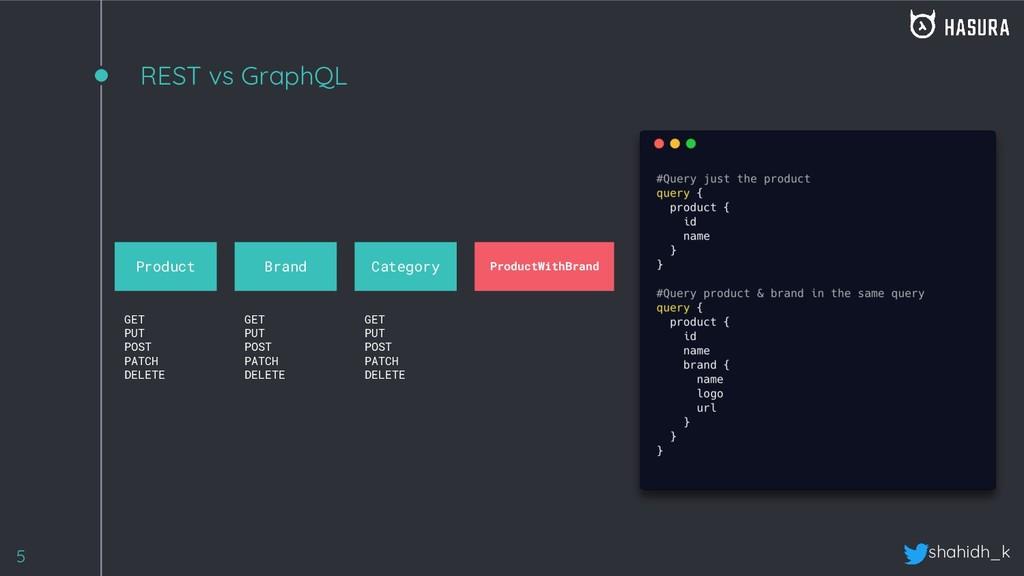 shahidh_k REST vs GraphQL 5 Product Brand Categ...