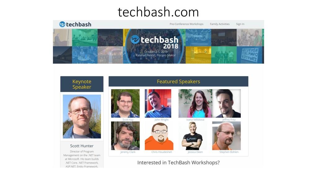techbash.com