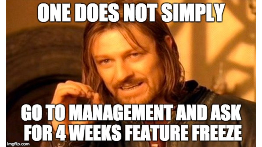 Code / Process Audits How to tell management th...