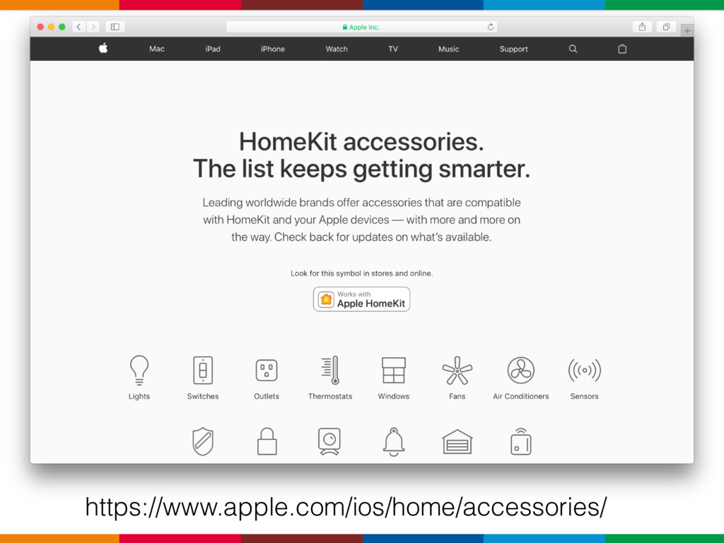 https://www.apple.com/ios/home/accessories/
