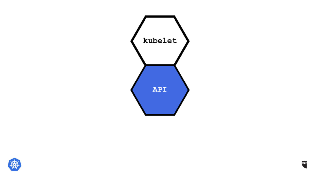 API kubelet