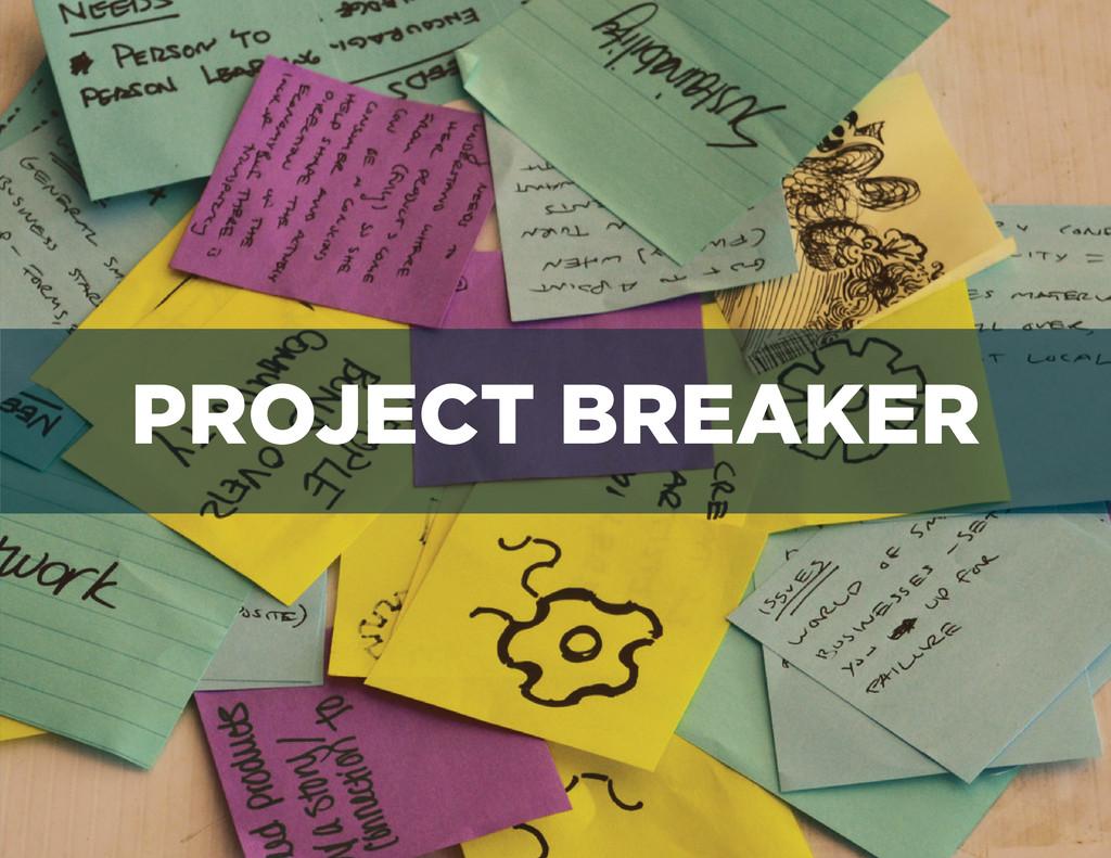 PROJECT BREAKER