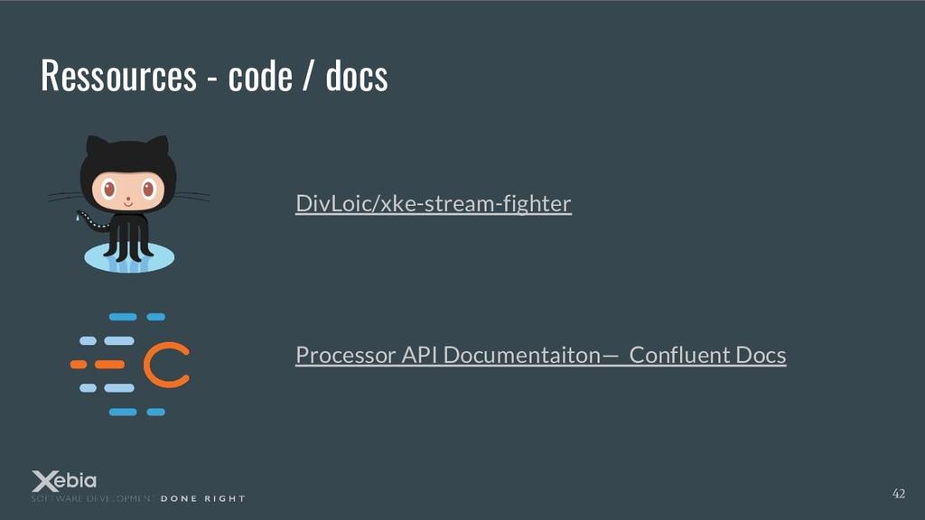 Ressources - code / docs DivLoic/xke-stream-fig...