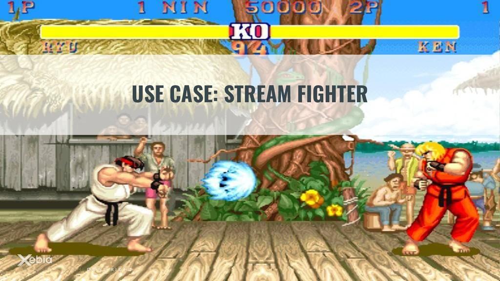 USE CASE: STREAM FIGHTER 6