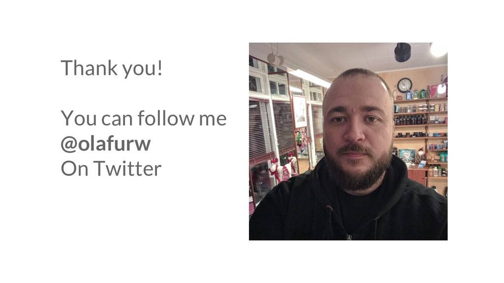 Thank you! You can follow me @olafurw On Twitter