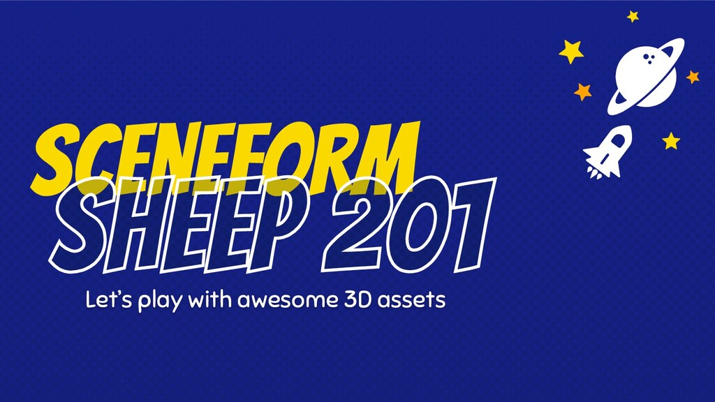 Sceneform Let's play with awesome 3D assets