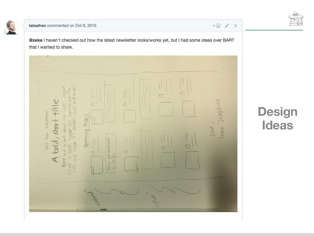 Text Design Ideas