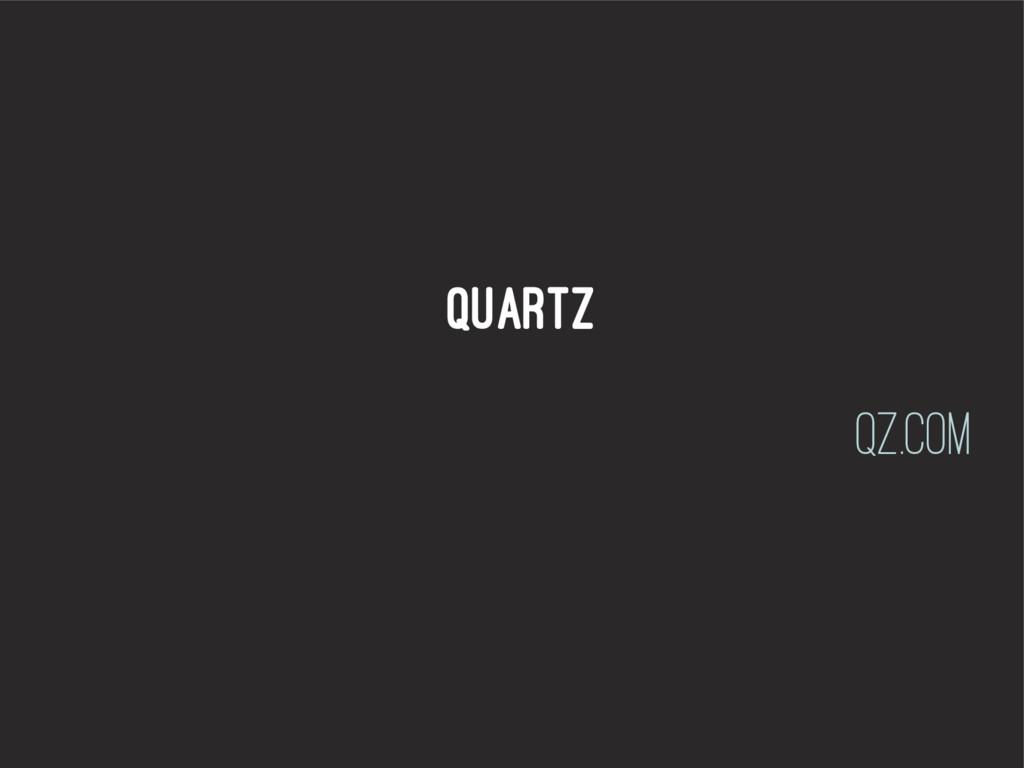 Quartz qz.com