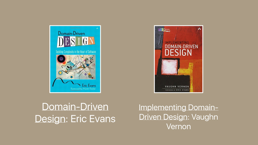 Domain-Driven Design: Eric Evans Implementing D...