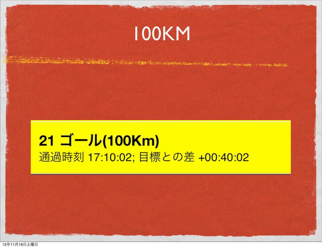 100KM 1311݄16༵