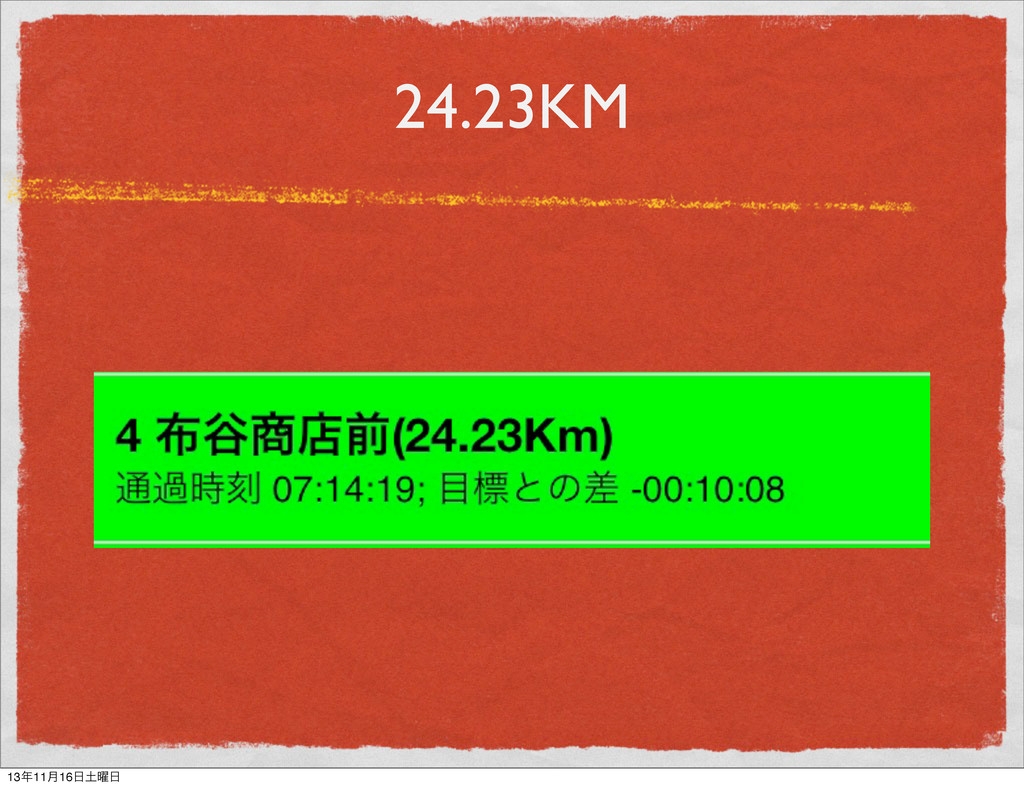 24.23KM 1311݄16༵