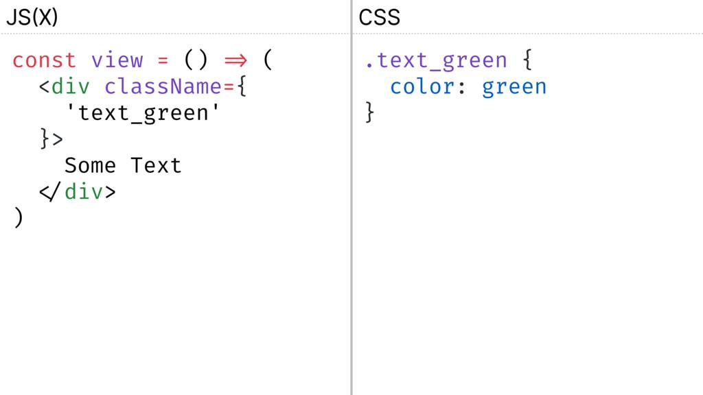 const view = () !=> ( <div className={ 'text_gr...