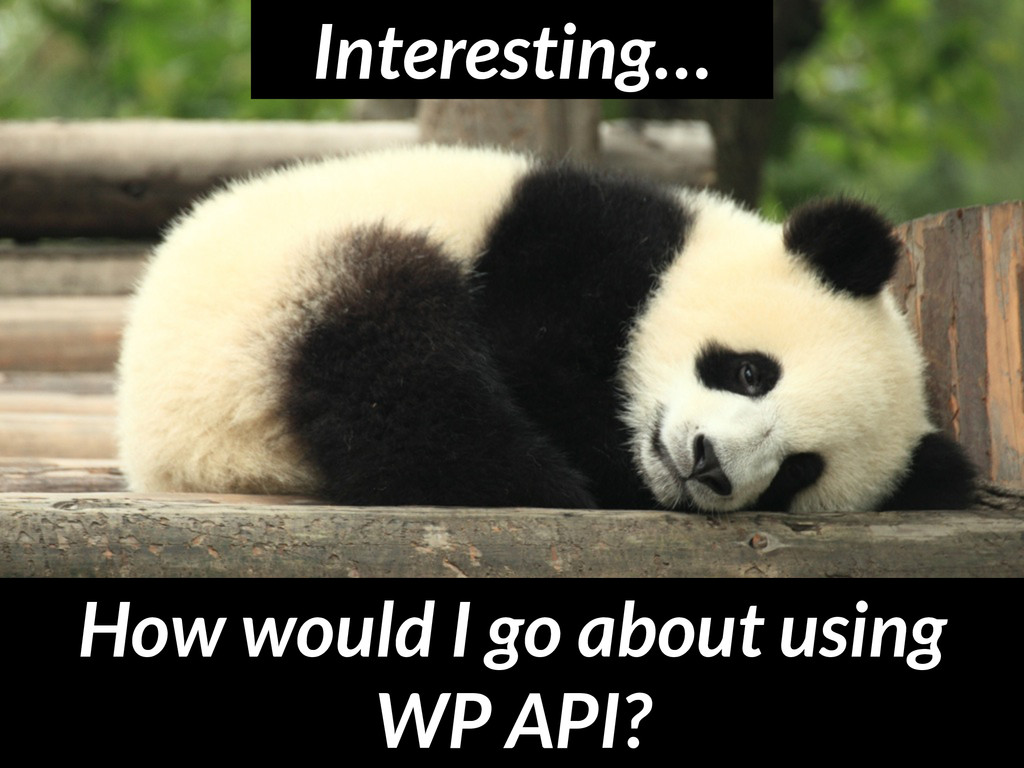 Interesting… How would I go about using 