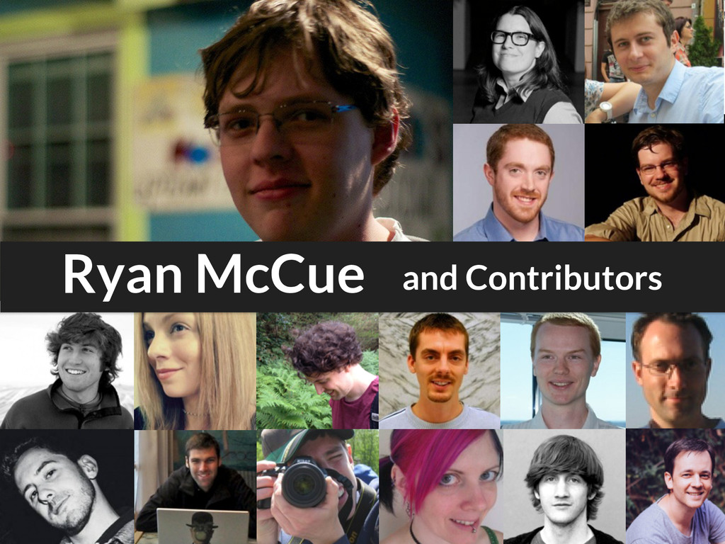Ryan McCue and Contributors