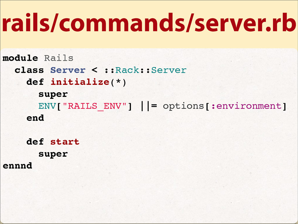 rails/commands/server.rb module Rails class Ser...