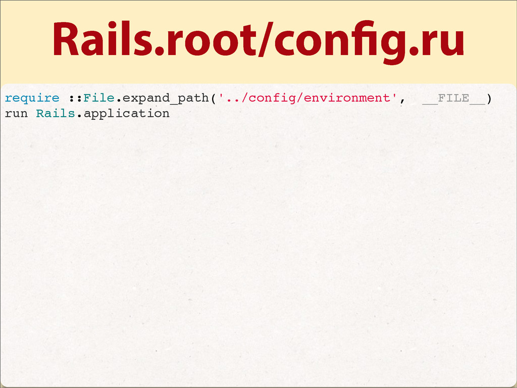 Rails.root/con g.ru require ::File.expand_path(...