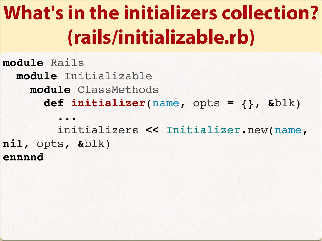 What's in the initializers collection? (rails/i...