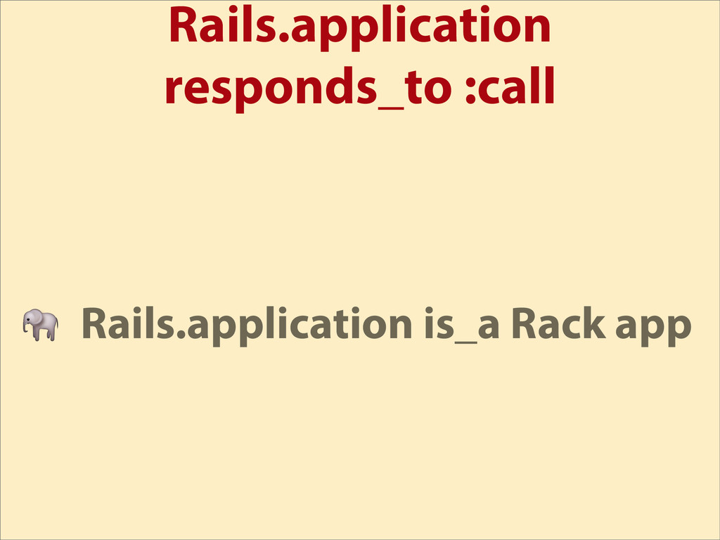 Rails.application responds_to :call  Rails.appl...
