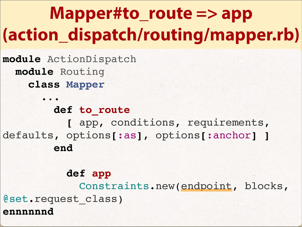 Mapper#to_route => app (action_dispatch/routing...