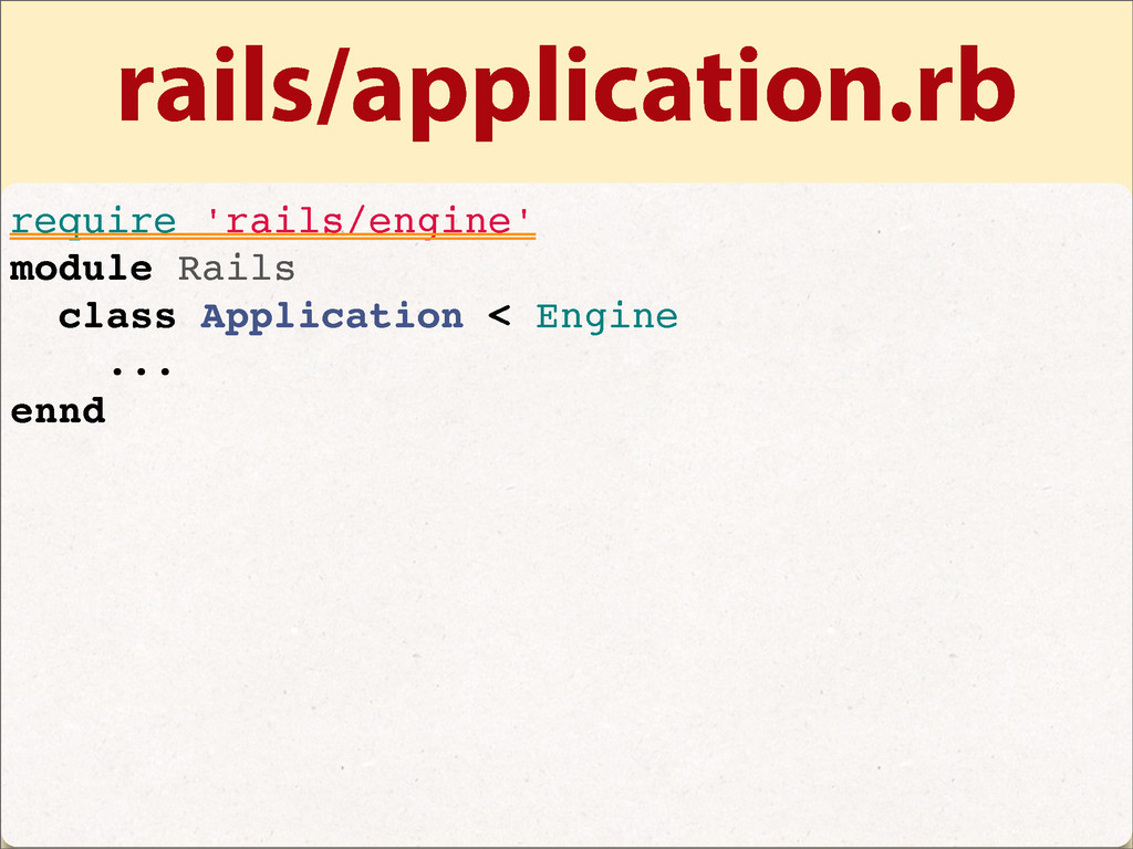 rails/application.rb require 'rails/engine' mod...