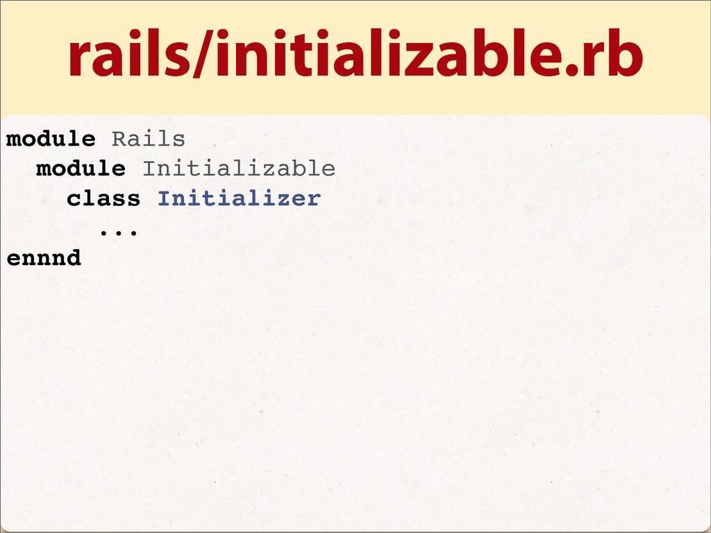 rails/initializable.rb module Rails module Init...