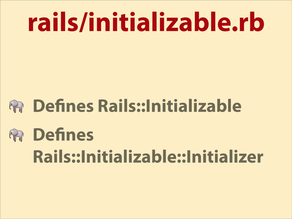rails/initializable.rb  De nes Rails::Initializ...
