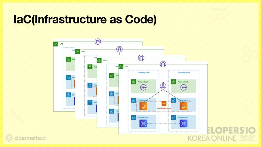 IaC(Infrastructure as Code)