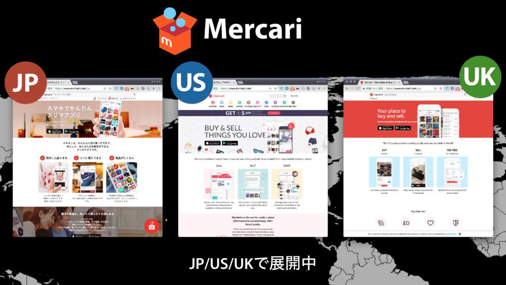 Mercari JP US UK JP/US/UKͰల։த