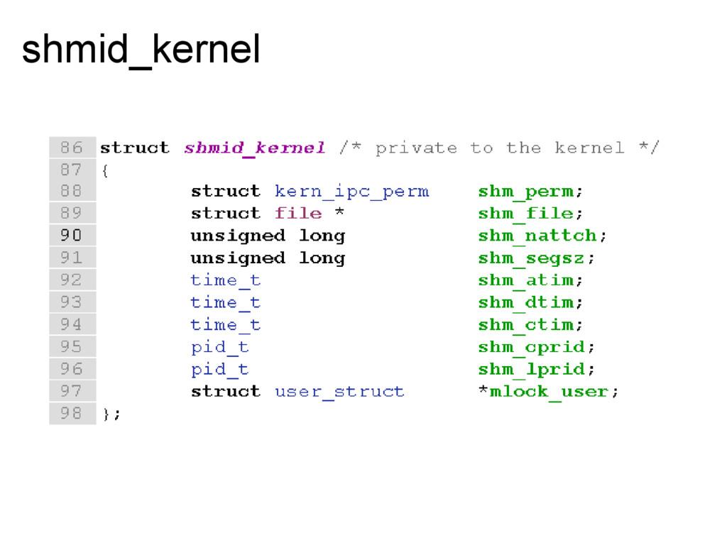 shmid_kernel