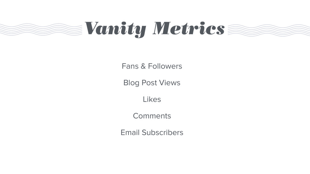 Fans & Followers Blog Post Views Likes Comments...
