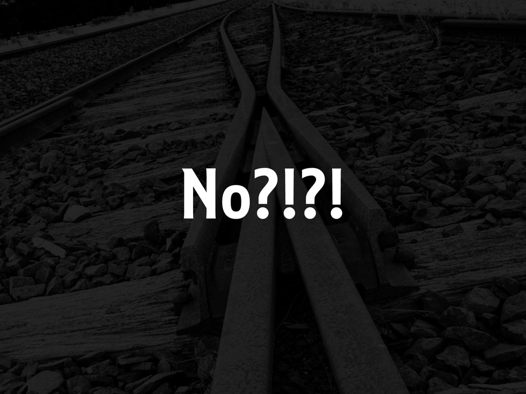 No?!?!
