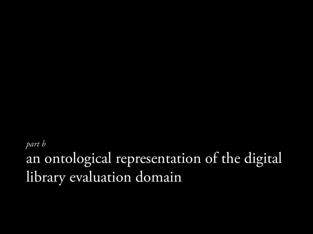 an ontological representation of the digital li...