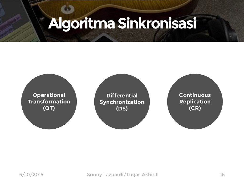AlgoritmaSinkronisasi 16 Operational Transforma...