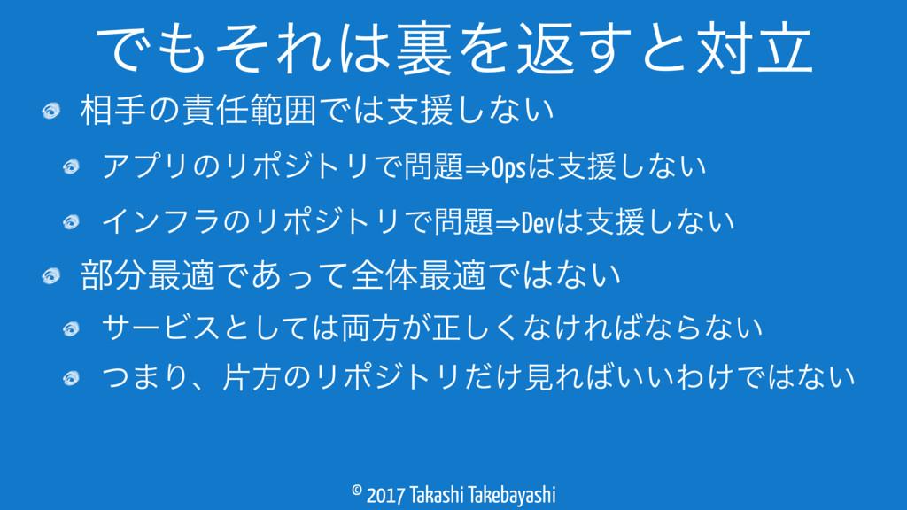 © 2017 Takashi Takebayashi ૬खͷൣғͰࢧԉ͠ͳ͍ ΞϓϦͷϦ...