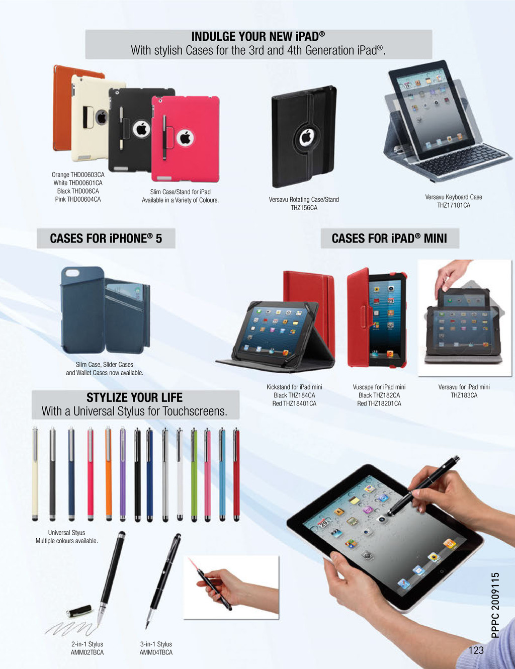 STYLIZE YOUR LIFE With a Universal Stylus for T...