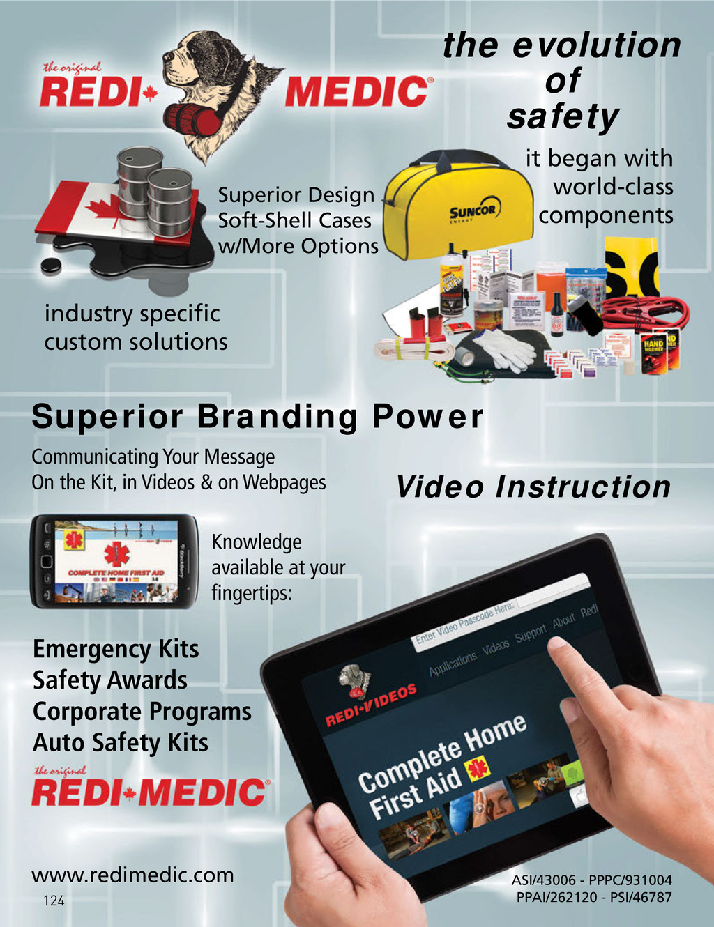 the evolution of safety Video Instruction Super...